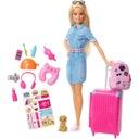 Mattel - Zestaw Barbie w podróży Ken i Chelsea Seria Klasyczna