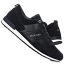 Buty, sneakersy męskie Tommy Hilfiger 00924 Granat