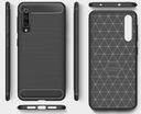 Etui KARBON do Xiaomi Mi9 | PANCERNE + SZKŁO Załączone wyposażenie szkło hartowane