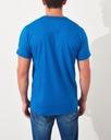 t-shirt męski HOLLISTER by Abercrombie logo L Kolor niebieski