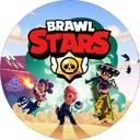 вафля ТОРТ -brawl звезды + НАДПИСЬ