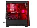 GENESIS TITAN 700 Obudowa GAMING PC CASE ATX LED Konstrukcja okno z plexi filtr przeciwkurzowy