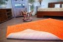 DYWAN SHAGGY 5cm 200x200 pomarańcz KAŻDY RO @10649 Grubość 50 mm