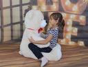 Duży miś pluszowy 120 cm misie,zabawki,maskotki Certyfikaty, opinie, atesty CE EN 71 Instytut Matki i Dziecka