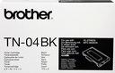 BROTHER TN04BK czarny toner oryginalny HL2700C Kolor czarny (black) inny