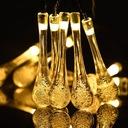 30 LED 6 .5 М  огни солнечное садовое Лампа накаливания Лампы