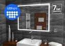 зеркало ванной LED NE 80x60 Выключатель Сенсорный !