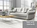 Kanapa LION Skandynawska Sofa Rozkładana Wersalka Wysokość mebla 76 cm