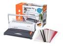 Bindownica do 350 kartek możliwe 3 rodzaje opraw