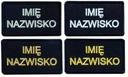 Тезка ОПС Пожарная Вышивка Полоса Липучки доставка товаров из Польши и Allegro на русском