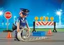Playmobil 6924 Blokada Policyjna Policja + katalog Rodzaj zestaw