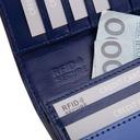 BETLEWSKI portfel damski skórzany lakierowany RFID Marka Betlewski