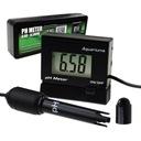 Miernik pH metr akwarystyczny PH-025RE + zasilacz Kod producenta PH-025RE