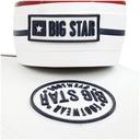 Trampki damskie Big Star białe koturny EE274616 39 Materiał wkładki inny materiał