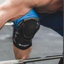 Stabilizator na kolano Compex Trizone Knee S Lewy EAN 7640109607255