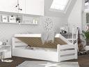Łóżko DAWID 90x200 podnoszone automat + materac Rozmiar 90x200