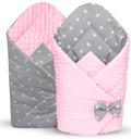 Babymam конверт конверт для новорожденных пеленка трикотаж 80x80
