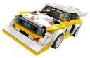 LEGO SPEED CHAMPIONS Audi Sport quattro S1 76897 Rodzaj zestaw