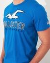 t-shirt męski HOLLISTER by Abercrombie logo L Waga (z opakowaniem) 0.3 kg