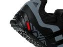 Buty męskie Adidas Terrex Swift Solo D67031 Kolor czarny czerwony szary, srebrny