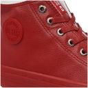 Trampki Big Star damskie czerwone buty EE274112 39 Materiał zewnętrzny tworzywo skóropodobne