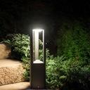 Lampa OGRODOWA stojąca słupek FAN 80cm nowoczesny Marka SU-MA