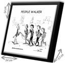 People Уокер картина Хулио Перейра
