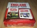 Książka i DVD ASHES ENGLAND PLAYER NOWA angielska
