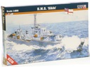 КОРАБЛЬ ВОЕННЫЙ КОРАБЛЬ ДЛЯ СКЛЕИВАНИЯ HMS SIKHT доставка товаров из Польши и Allegro на русском