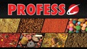 PROFESS - Zanęta - OPTIMA - 1kg - TRUSKAWKA Przeznaczenie amury karpie leszcze płocie