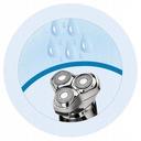 2w1 GOLARKA MĘSKA MASZYNKA DO GOLENIA LED TRYMER Użytkowanie na sucho