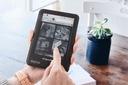 Czytnik e-book Library 3S CARTA+ 8GB KrugerMatz Rozdzielczość ekranu 758x1024
