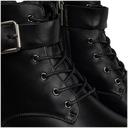 Botki CROSS Jeans damskie czarne buty EE2R4086 37 Marka Cross Jeans