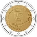 2 евро Словакия Milan Стефаника 2019 доставка товаров из Польши и Allegro на русском