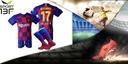 GRIEZMANN komplet sportowy strój piłkarski r. 140 Kolor Wielokolorowy