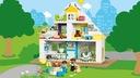 Lego DUPLO Town Wielofunkcyjny domek nauka 10929 Liczba elementów 129 szt.