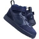 Buty dziecięce Nike Court Borough Mid 2 CQ4027 400