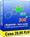 SZYBKA NAUKA język ANGIELSKI KURS MP3 słownictwo