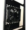 ATX NATEC ARMADILLO Obudowa USB 3.0 + WENTYLATOR Maksymalna wysokość chłodzenia procesora 161 mm
