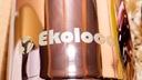 Termos butelka kubek termiczny bidon 500ml EKO Kolor dominujący różowy