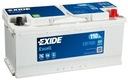 BMW 5 E60 diesel akumulator EXIDE f.VAT
