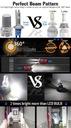Nowe SUPER MOCNE żarniki HID XENON H1 5000K AC 55W Typ żarówki H1