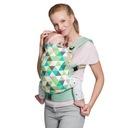 Nosidełko ergonomiczne do 20kg Kinderkraft NINO Rodzaj nosidła Klasyczne Turystyczne Miękkie