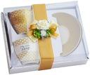 подарок свадьба 25 50 instagram Полотенца Кружки вышивка