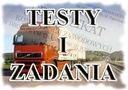 Certyfikat kompetencji zawodowych TESTY ZADANIA FV