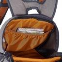 Plecak QUECHUA Turystyczny na wędrówki 10L Kolor dominujący szary