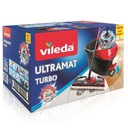 Vileda Mop Obrotowy Płaski Ultramat Turbo Kod producenta 158632