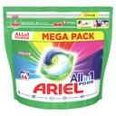Ariel kapsułki do prania Color + Spring 2x66 szt EAN 8006540112496