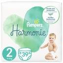 Pieluszki Pampers Harmonie 2 Mini 39 szt EAN 8006540156551