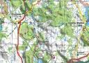 MAPA TURYSTYCZNA CZAPLINEK MIASTO I GMINA 3D GPS Typ mapa